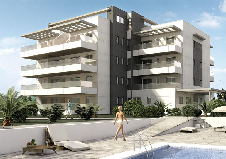 Apartamento Vender orihuela-costa villamartin Ref.:00860