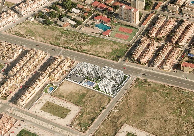 Bungalow Vender Torrevieja Aguas Nuevas Ref.:00862